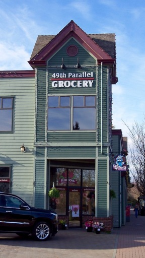 49th Parallel Grocery store